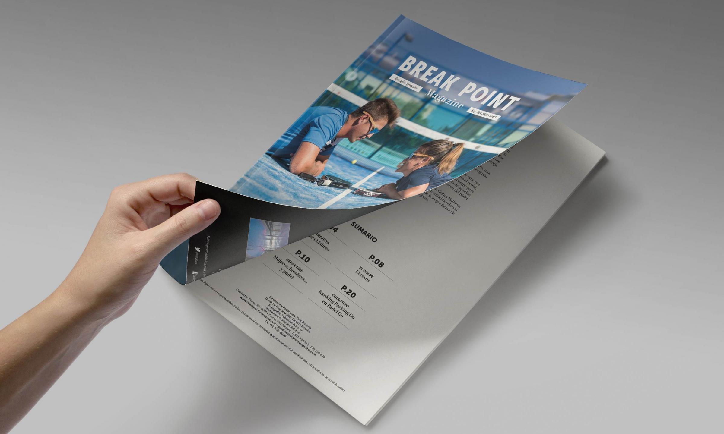 Break Point Magazine